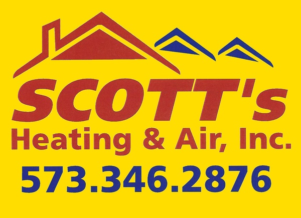 scott's heating and air logo