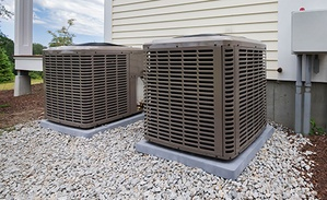 heating and air outdoor