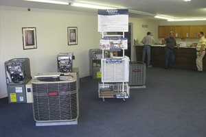showroom ac heat products
